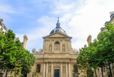 Free Sorbonne Royalty Free Stock Photo - 33376155