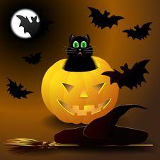 Free Halloween Attributes Stock Image - 33377301