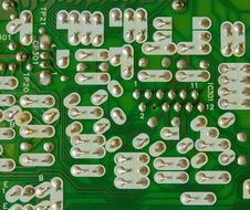 Old Electronic Scheme