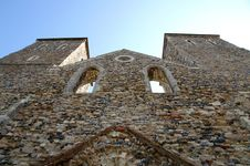 Free Face To Face With Reculver Stock Image - 33384101