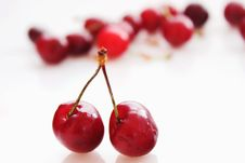 Free Cherry Royalty Free Stock Photos - 33399458