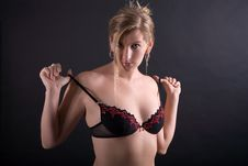 Free Stripping Royalty Free Stock Photography - 3340027