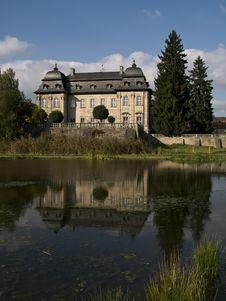 Free Burgwindheim Castle Stock Photos - 3340853