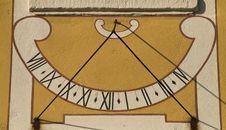 Free Sundial Stock Image - 3341011