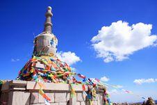 Free Stupa Stock Photo - 3341050