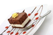 Free Chocolate Cake Stock Photos - 3341123