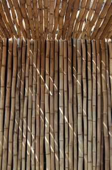 Free Cover In Bamboo Stock Images - 3341634