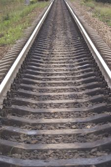Free Railway Royalty Free Stock Photos - 3342398