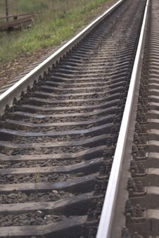 Free Railway Royalty Free Stock Image - 3342406