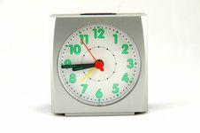 Free Alarm Clock. Stock Photo - 3342780