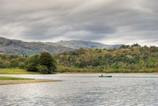 Free Canoe On Rydal Water Stock Photo - 3342800