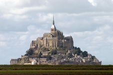 Free Mont Saint-Michel Stock Images - 3342804