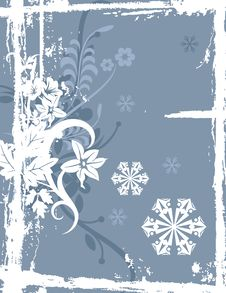 Free Winter Background Series Royalty Free Stock Photo - 3343835