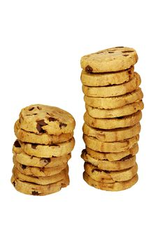Free Chocolate Chip Cookies Stock Images - 3344814