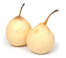 Free Pears Stock Photography - 3345842