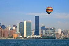Free The United Nations Royalty Free Stock Photography - 3346007