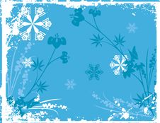 Free Winter Background Series Royalty Free Stock Photo - 3346835