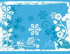 Free Winter Background Series Royalty Free Stock Photo - 3346845