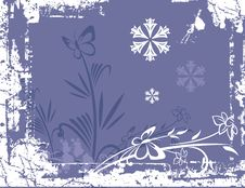 Free Winter Background Series Stock Image - 3346851