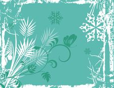Free Winter Background Series Royalty Free Stock Images - 3346949