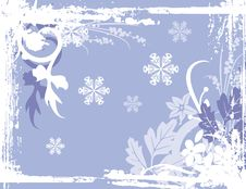 Free Winter Background Series Royalty Free Stock Image - 3346976