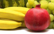 Free Pomegranate Stock Photos - 3347463