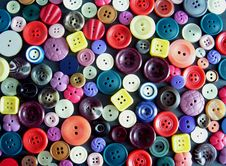 Free Buttons Stock Photography - 3347682