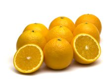 Free Oranges Stock Photography - 3347982