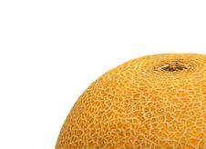 Fresh Melon Royalty Free Stock Photo