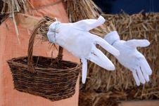 Free Scarecrow Fashion Stock Photos - 3349923