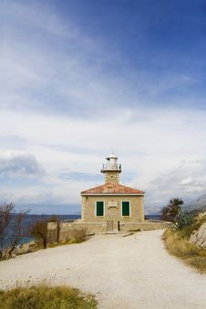 Free The Lighthouse Stock Image - 3349981