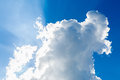 Free Clouds In The Blue Sky Royalty Free Stock Images - 33403779