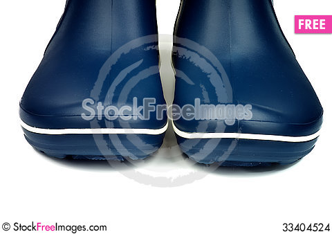 Free Rubber Boots Stock Images - 33404524
