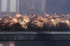 Free Smokin Turkey Legs In A Heap Stock Photos - 33404573