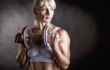Free Athletic Woman Stock Photos - 33412173