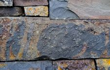 Free Slate Wall Stock Images - 33413064