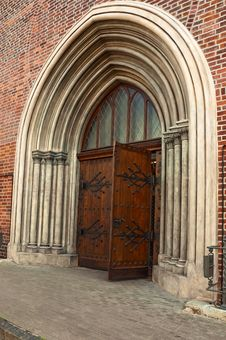 Free Door Royalty Free Stock Images - 33417659