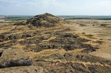 Free Ukraine. Natural Reserve Stone Tombs Stock Images - 33418314
