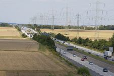 Free German Highway Stock Photography - 33421082