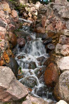 Free Cascade Stock Photos - 33460453