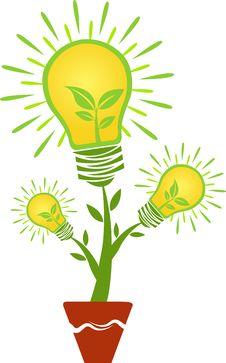 Free Leaf Plant Logo Royalty Free Stock Image - 33467876
