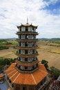 Free Chinese Pagoda Stock Photo - 33471080