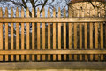Free Wooden Fence Royalty Free Stock Photo - 33476235