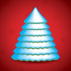 Free Christmas Tree Royalty Free Stock Photography - 33471247
