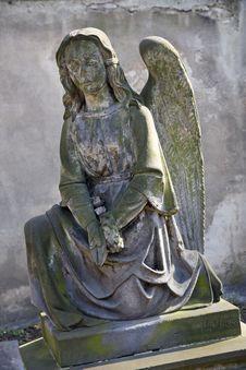 Free Angel Statue Stock Photo - 33476750