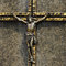 Free Holy Cross With Crucified Jesus Christ Stock Photography - 33489612