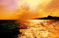 Free Black Sea Stock Image - 33492911