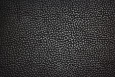 Texture Of Leather Royalty Free Stock Photography