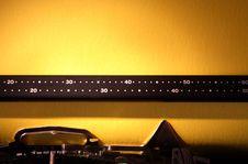 Free Typewriter With Paper Royalty Free Stock Photos - 33492928
