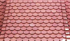 Free Roof Tile Royalty Free Stock Images - 33497789